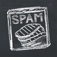 ... Spam?